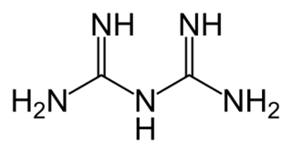 02雙胍類(左)結構式