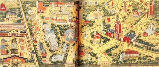 圖1_1935年臺灣博覽會會場鳥瞰圖
