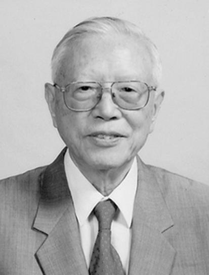 圖1 黃彰健院士(1919-2009)