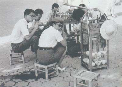 李悌欽/小憩/1964