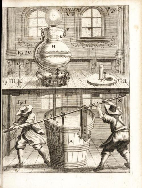 圖7 《技術奇物》中描繪的科學助手 。