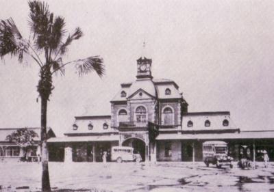 曾為臺灣門戶的基隆車站