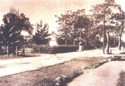 1930年代林田村的樣貌