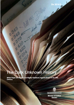 Dark unknown history