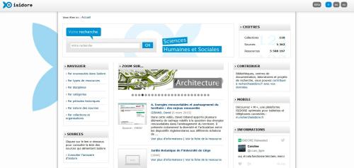 5_Isidore_homepage