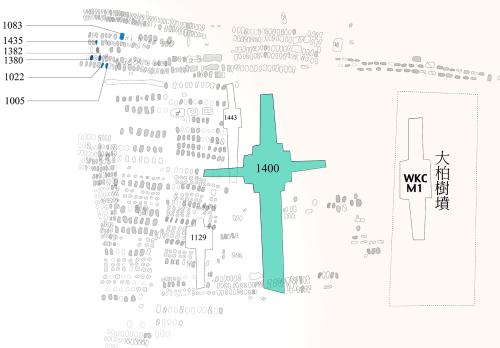 Plate 1-王陵區東區
