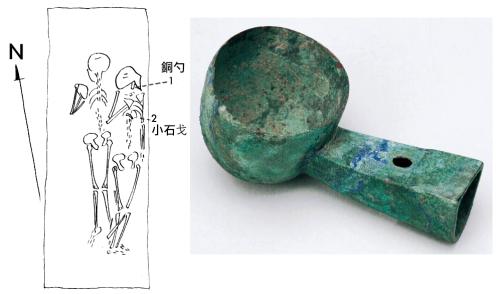Plate 15-M1382與銅勺
