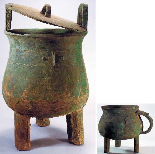 Plate 12-武官村北地銅器