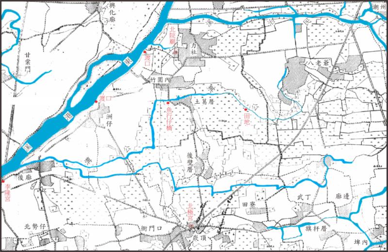 圍內村及其周邊2(合併後底圖)1m