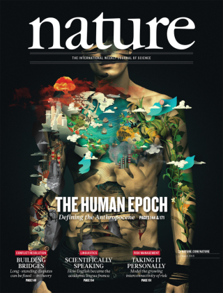 Nature The Human Epoch